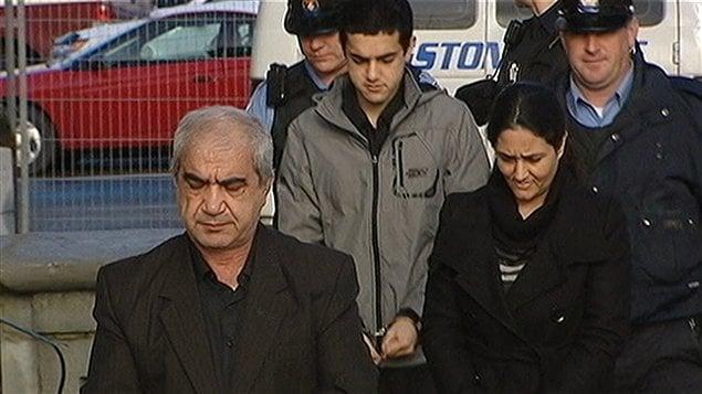 Mohammed Shafia, Tooba Yahya et leur fils Hamed