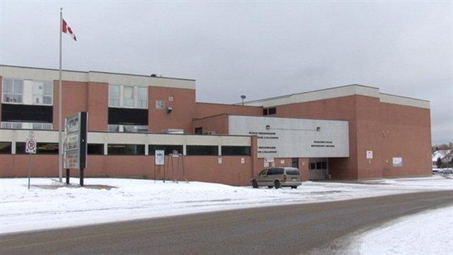 L'école secondaire l'Alliance d'Iroquois Falls