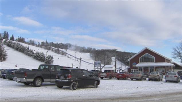 La station de ski Mont-Carmel