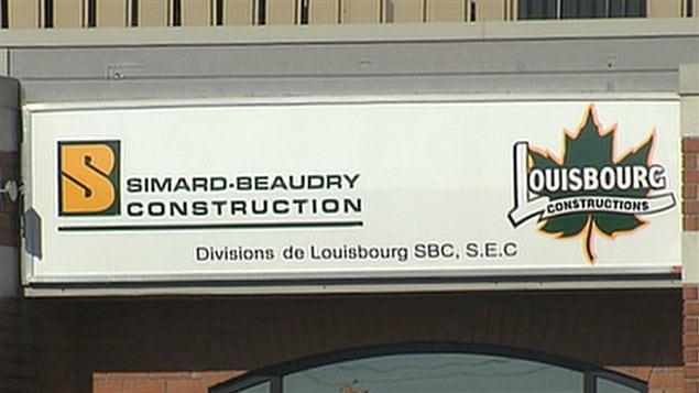 Simard-Beaudry Construction et de Constructions Louisbourg