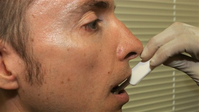 Test salivaire OraQuick