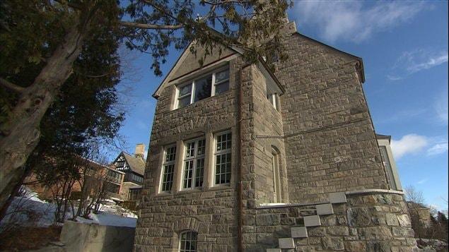 Cette maison de Westmount appartient au gendre de Ben Ali.