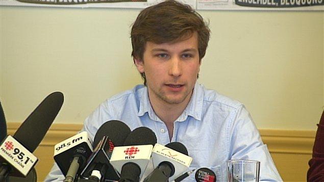 Gabriel Nadeau-Dubois, Coalition large de l'Association pour une solidarité syndicale étudiante (ASSÉ)