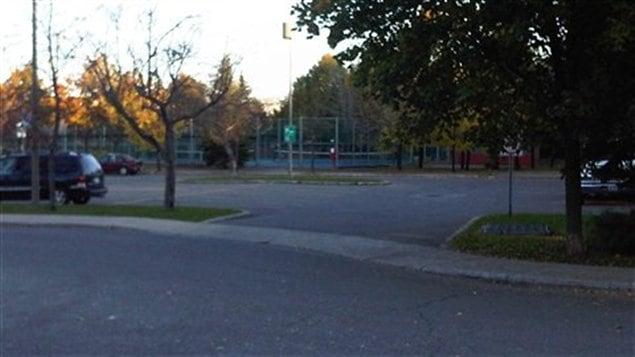Le parc de la Fontaine à l'Île-des-soeurs