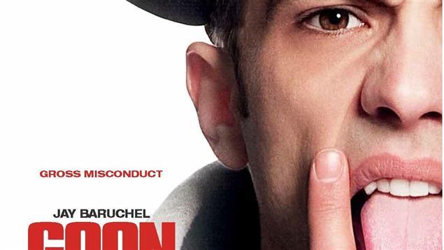 L'affiche controversée du film Goon