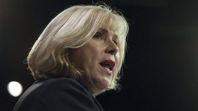 La ministre de la Santé de l'Ontario, Deb Matthews