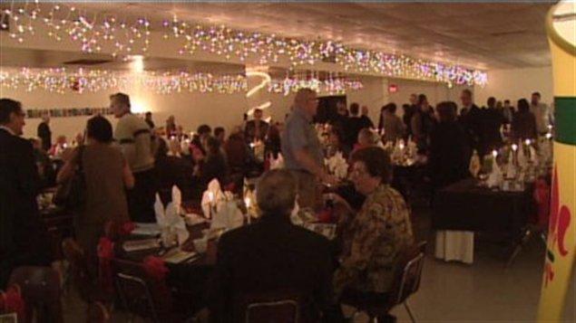 Festivités du centenaire de l'ACF et de l'ACFC à Duck Lake