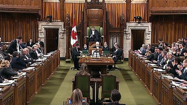 La période des questions à la Chambre des communes, le 5 mars 2012.