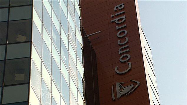 L'Université Concordia (archives)