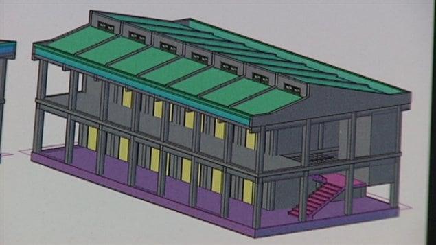 L'École professionnelle Mark Gallagher sera construite à Rivière-Froide, en Haïti.