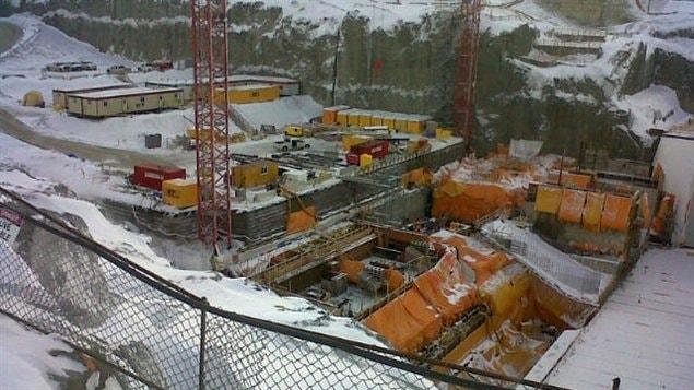 Le barrage de Smoky Falls sera refait à neuf