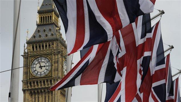 Big Ben, à Londres