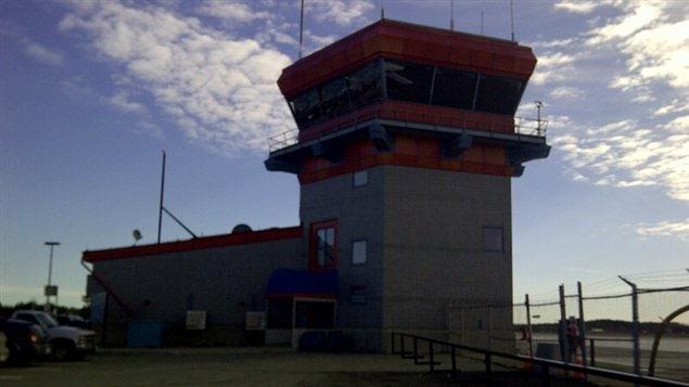 L'aéroport de Rouyn-Noranda