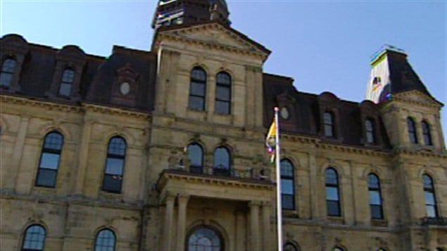 Assemblée législative du Nouveau-Brunswick