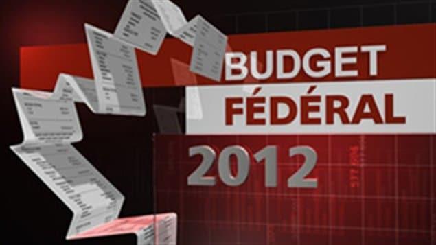 Budget fédéral 2012