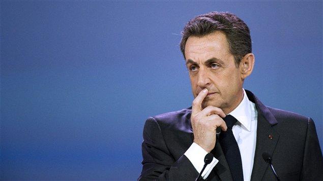 Nicolas Sarkozy (13 mars 2012)