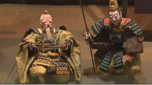 Exposition Samouraï au Musée de la civilisation