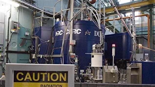 Réacteur nucléaire de Chalk River