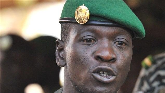 Le capitaine Amadou Haya Sanogo a dirigé le putsch au Mali.