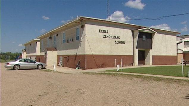 École d'immersion de Zenon Park