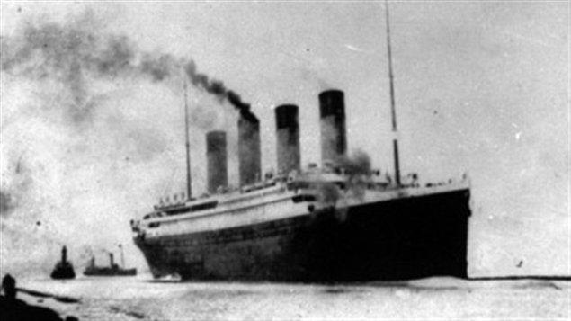 Le Titanic (archives)