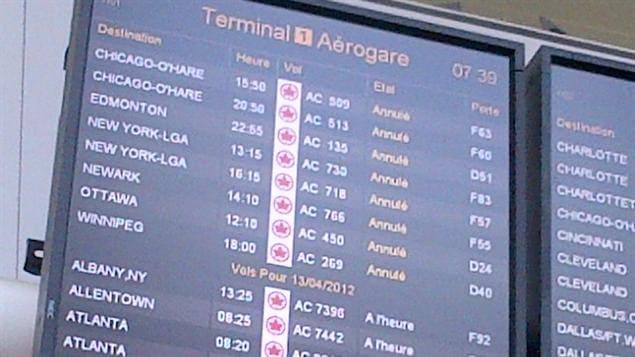 Aéroport Pearson