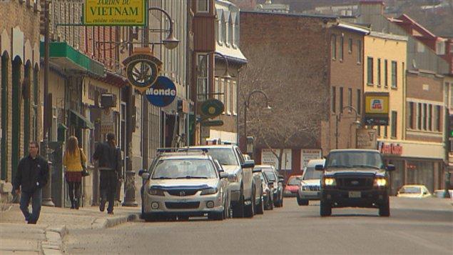 Le quartier Saint-Sauveur