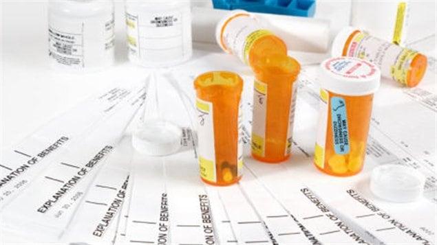 Médicaments (archives)