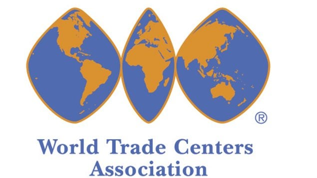 Le logo de la World Trade Centers Association