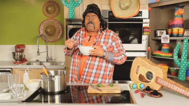 Soupe de tortillas