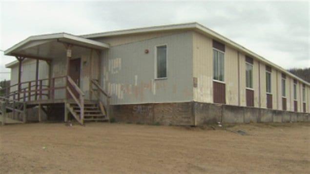 École préscolaire de Wemotaci