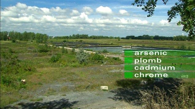 Le Québec compte plus de 8000 terrains contaminés.