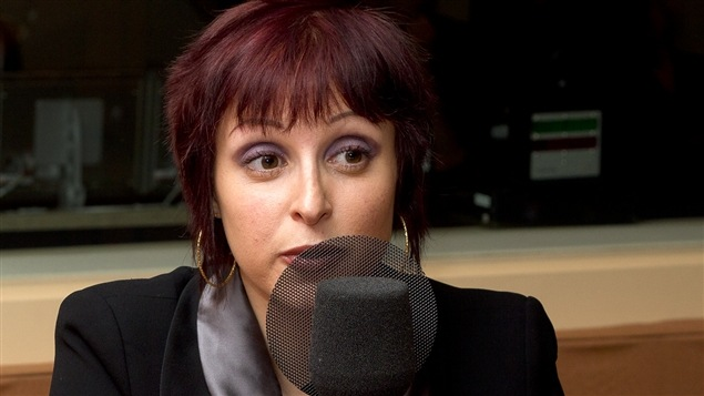 ©Radio-Canada/Christian Côté   <b>Ariane Bilheran, psychologue clinicienne, spécialisée des relations en milieu de travail</b>