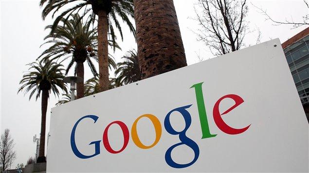 Bureaux de Google en Californie