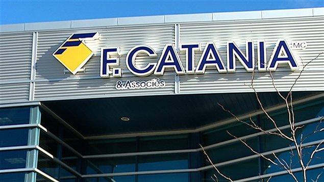 Le siège social du groupe F. Cataia et Associés