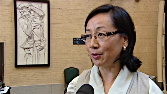 Dicky Chhoyang, ministre du gouvernement tibétain en exil.