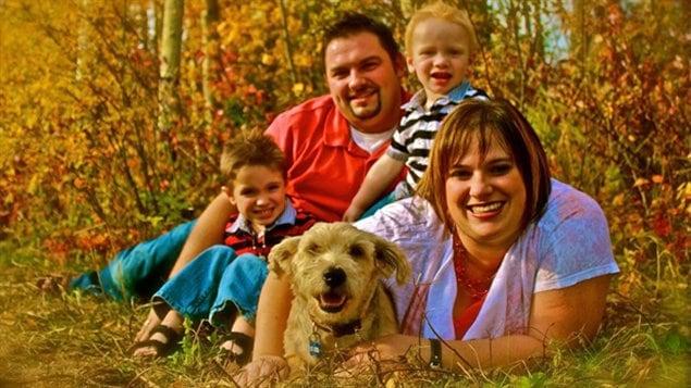 La famille Wheaton en 2011