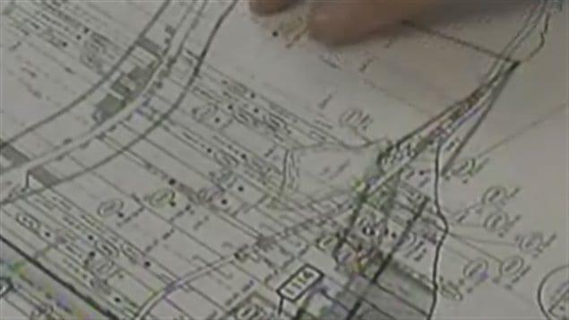 Ébauche du projet de cimenterie de Port-Daniel