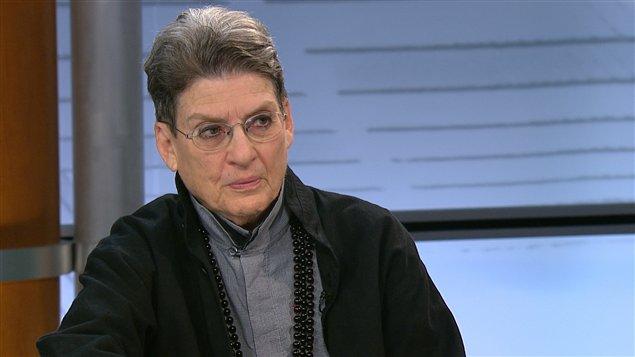 L'architecte Phyllis Lambert