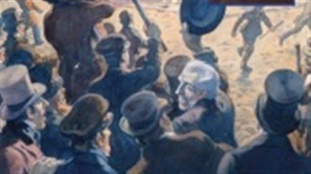 Page couverture du livre Les réformistes