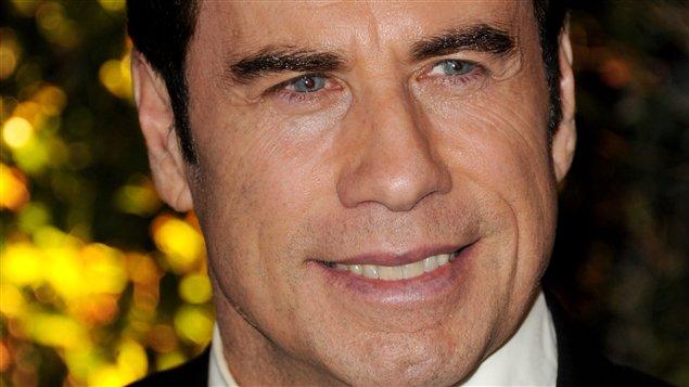 L'acteur américain John Travolta