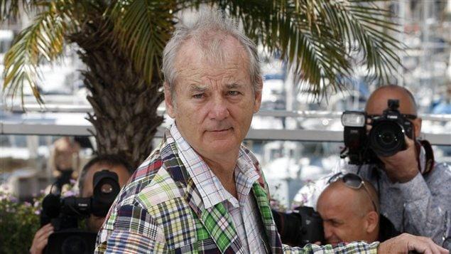 Bill Murray à Cannes