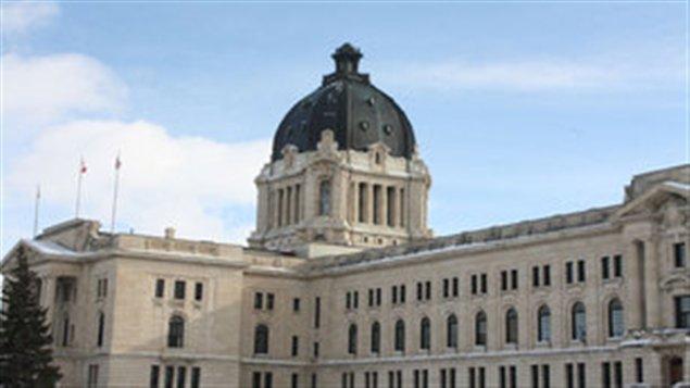 Palais législatif Regina