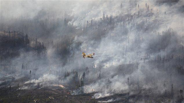 L'incendie Kirkland Lake 8