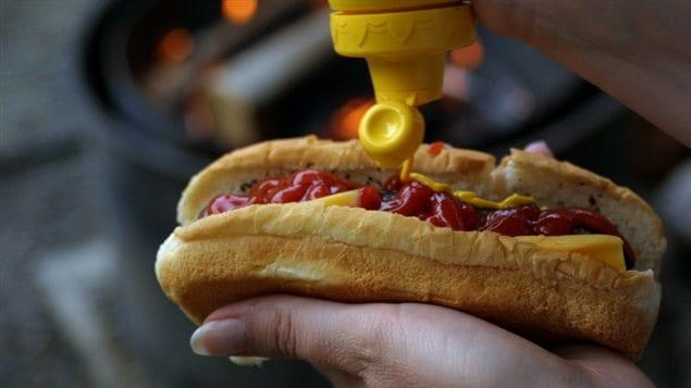 Un hot-dog