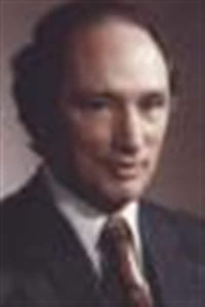 Le premier ministre du Canada Pierre Elliott Trudeau