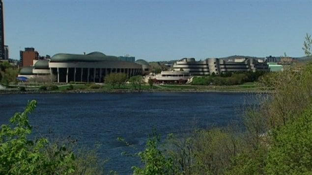 Le Musée canadien des civilisations à Gatineau (archives)