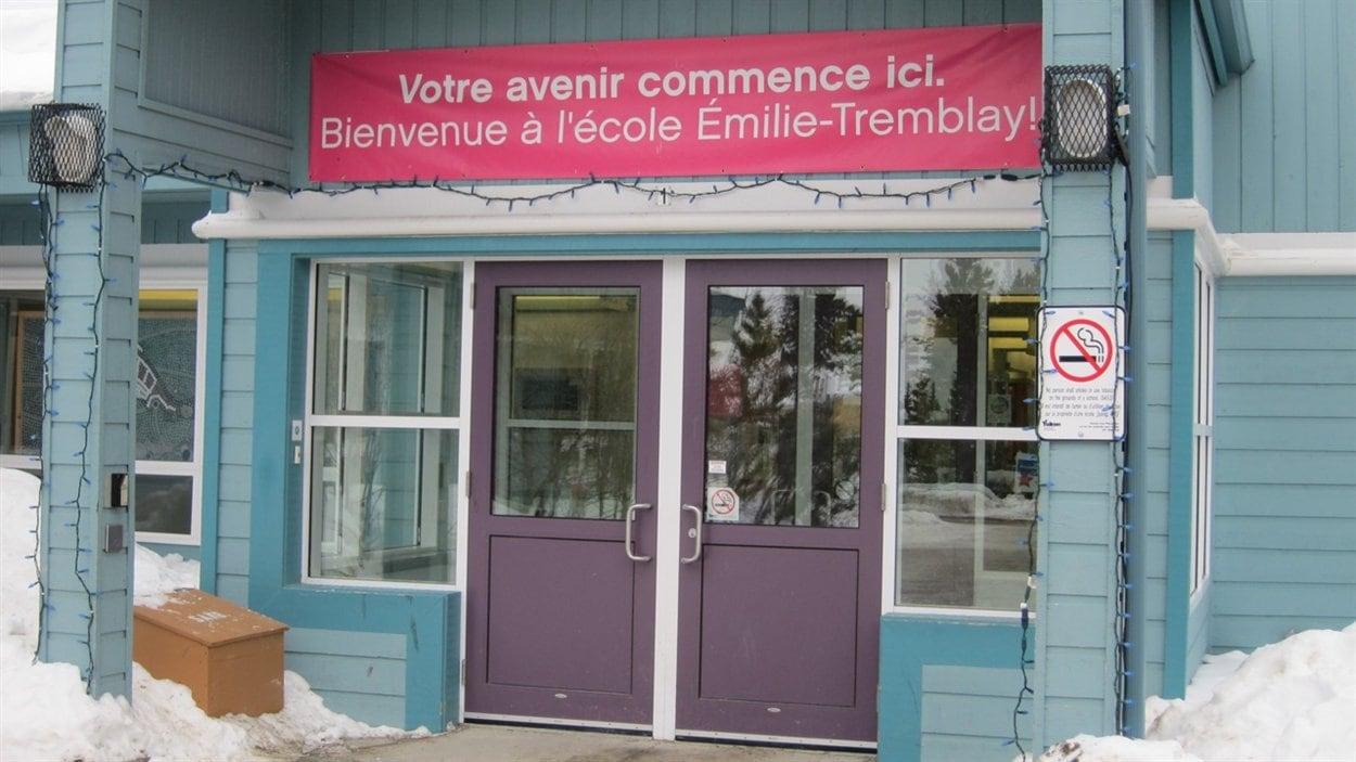 École Émilie-Tremblay Whitehorse