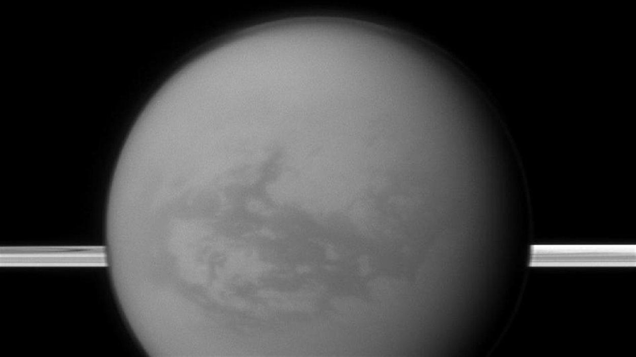 Les tropiques de Titan