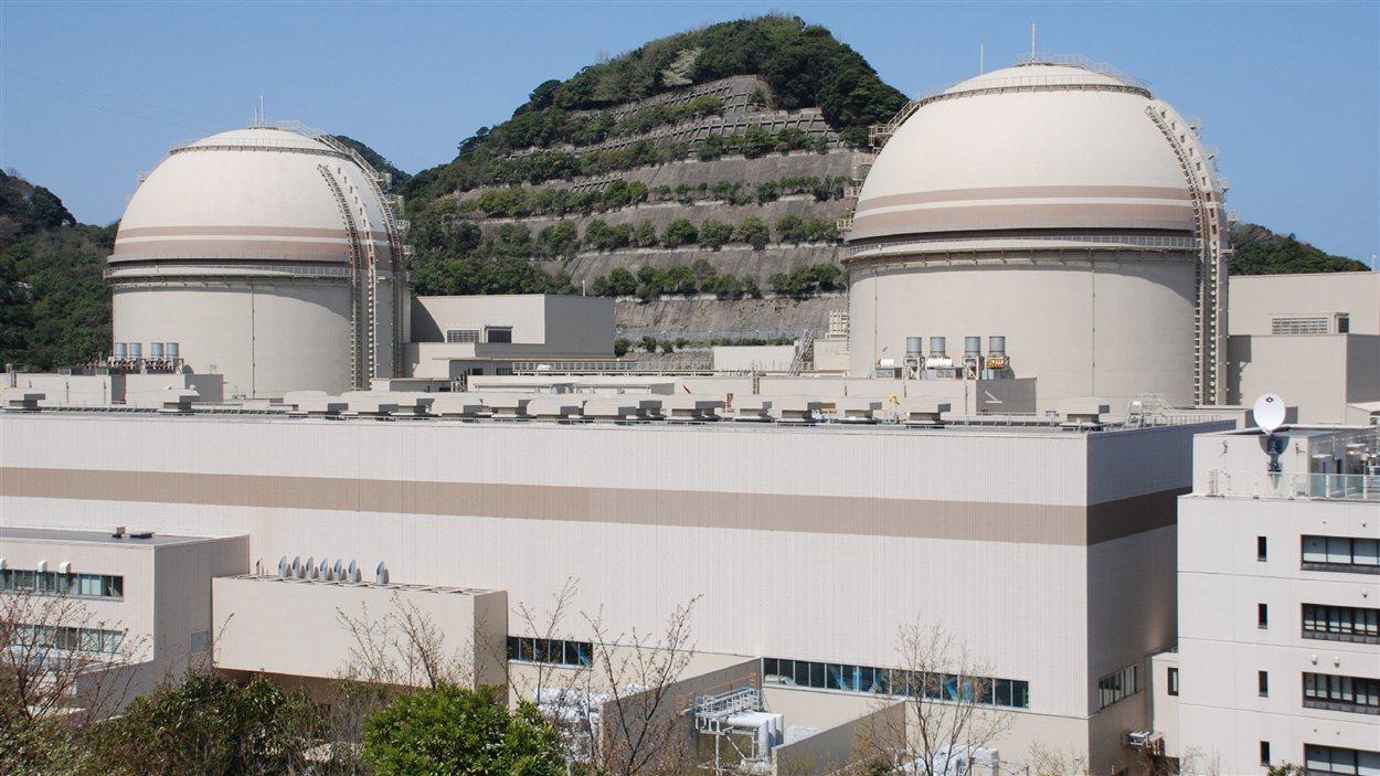 Les réacteurs 3 et 4  du site de Kansai Electric Power Co (KEPCO)